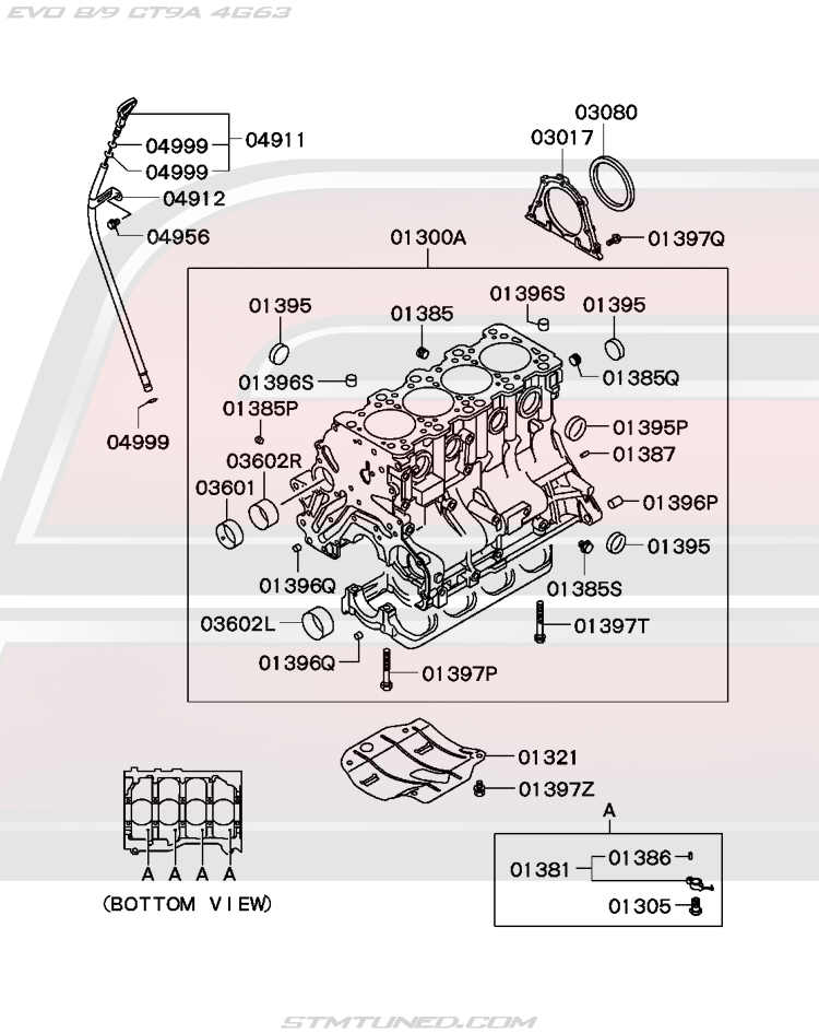 11_130_evo89_cylinder_block evo 8 engine diagram free wiring diagram for you \u2022