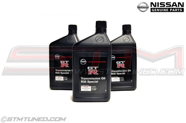 Stm oem nissan r35 special automatic transmission oil for Nissan motor phone number