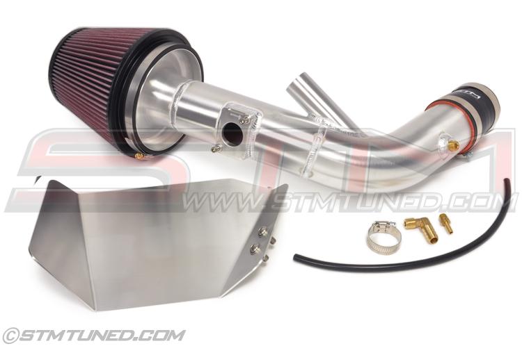 Stm aluminum bellmouth intake pipe kit evolution