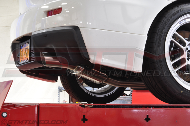 Stm Dual And Single Exit Cat Back Exhausts In Stock Evoxforums Mitsubishi Lancer Evolution X Forums: Evo X Single Exhaust At Woreks.co