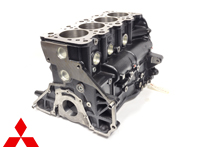 EVOLUTION 4/5/6 ENGINE BLOCK | TIMING OIL PAN PISTONS RODS