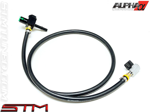Sewer Cable Feeder : Stm ams alpha fuel feed drain line kit r gt