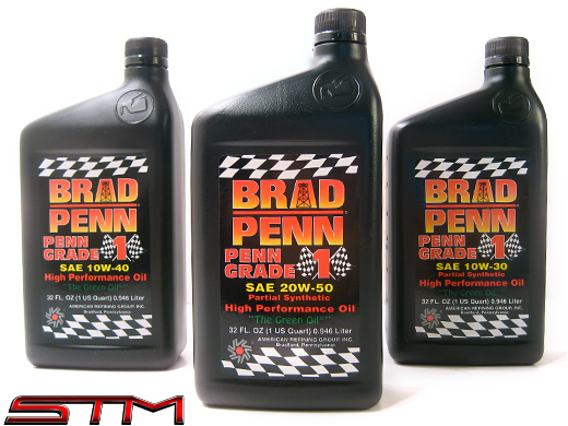 Stm Now Carries Brad Penn Oil Dsmtuners