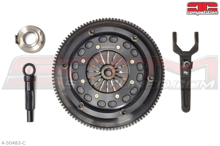 Competition Clutch Kits Twin Dsm on 1g Eclipse Gst