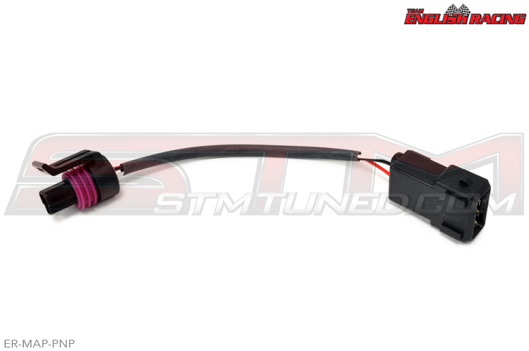 english_racing_evo89_aem_map_pnp_harness stm evolution viii ix buy sensors, wiring & install parts Mass Air Flow Sensor Diagram at gsmx.co