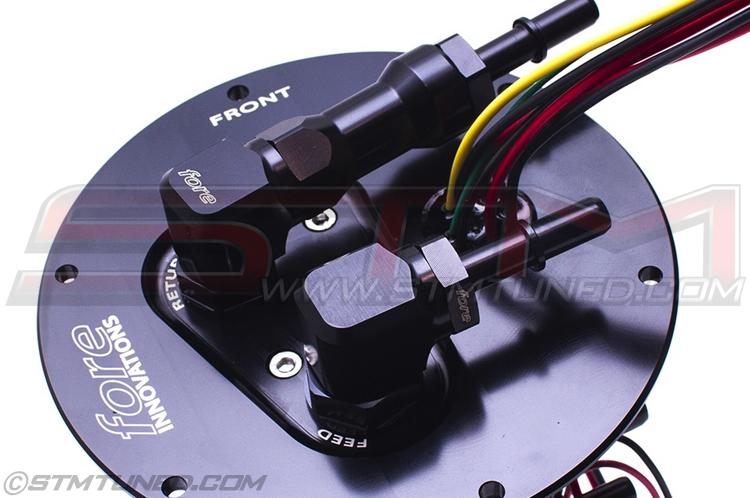 stm fore innovations l1 system triple pump r35 gt r. Black Bedroom Furniture Sets. Home Design Ideas