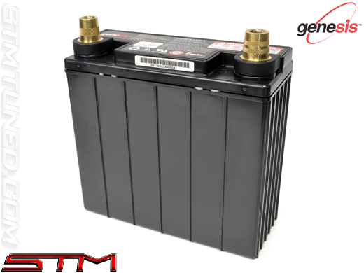 stm genesis 16ep black small battery. Black Bedroom Furniture Sets. Home Design Ideas