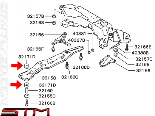 200066 besides 2006 Nissan Frontier Le Serpentine Belt Diagram as well Watch also Oem dsm 2g front cross member bushing mb303650 as well 70own Having Trouble Removing Wheel Bearing 2005 Mistubishi. on mitsubishi eclipse