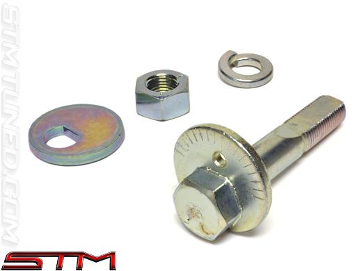 Camber / caster bolt Rear
