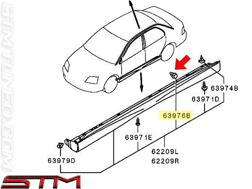 122324258136 likewise Bcr B 20 Br Bc Racing Br Coilovers additionally 1992 Audi 80 Electrical Diagram besides Oem evo sideskirt clips together with Mitsubishi Galant Lancer Wiring Diagrams 1994 2003. on mitsubishi lancer evo