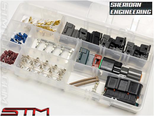 sheridan_engineering_engine_harness_connector_kit_dsm_1g_swap_95_99 stm sheridan engineering engine harness connector kit dsm 1g to