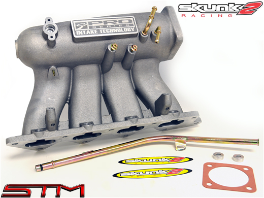Intake Manifold Porting at STM Tuned! - EvolutionM