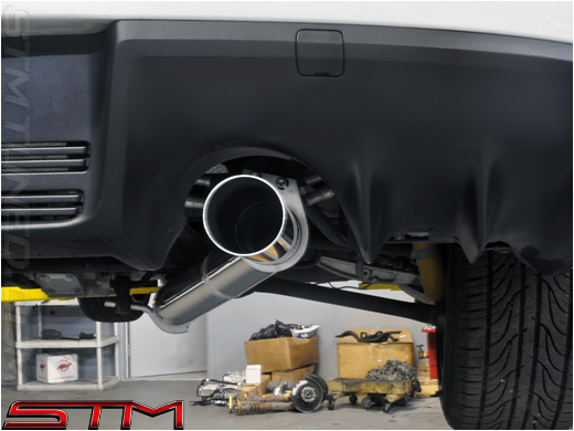 Report This Image: Evo X Straight Pipe Exhaust At Woreks.co