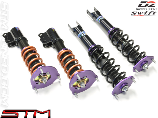 Coilovers Evo Coilovers Evo Viii-ix