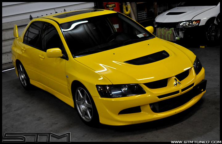 fs ny 2003 yellow evo 65 000 miles 16 000 evolutionm. Black Bedroom Furniture Sets. Home Design Ideas