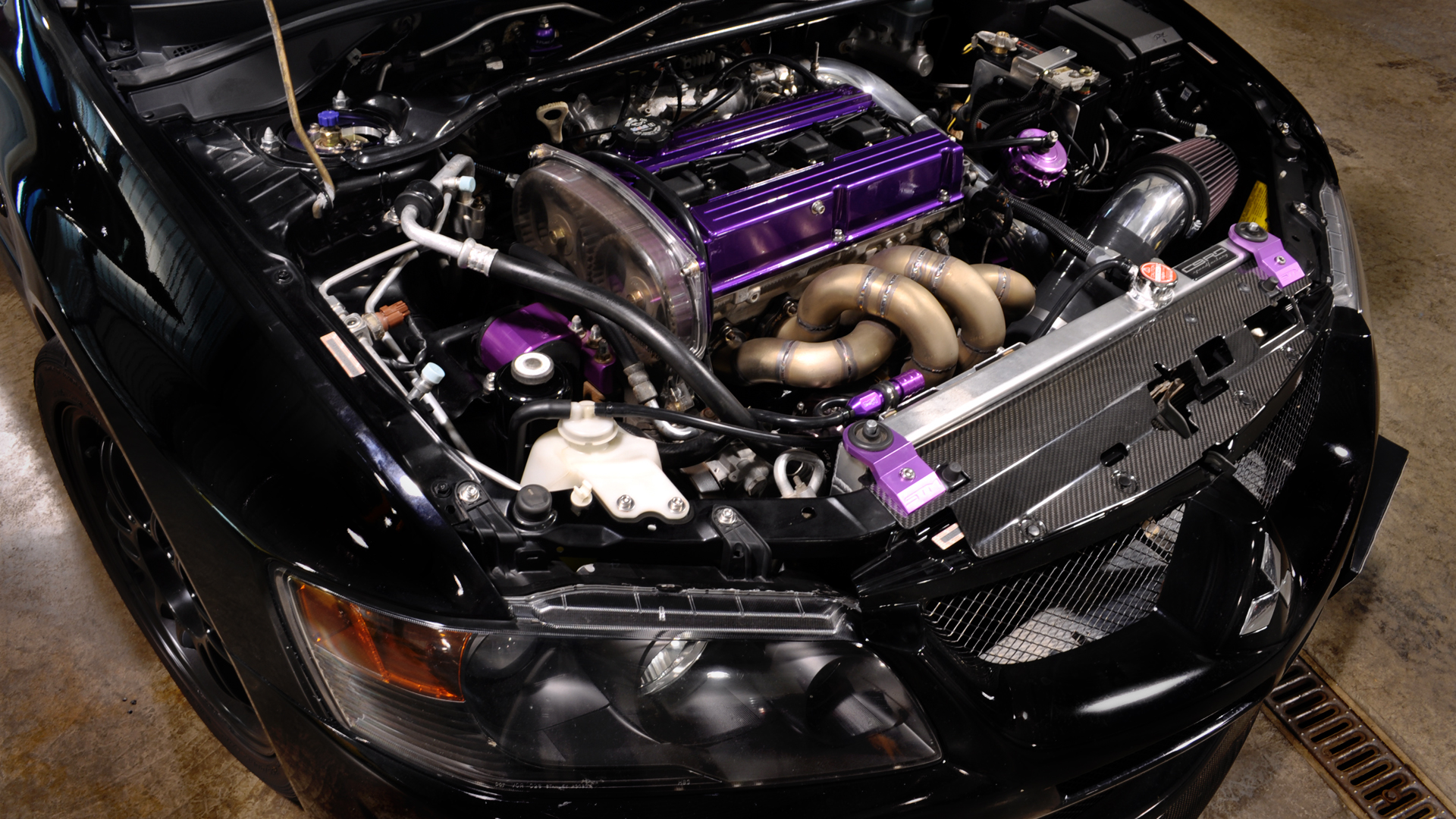 4g63girl S Stm Tuned 35r Purple Black Evo Viii Page 10