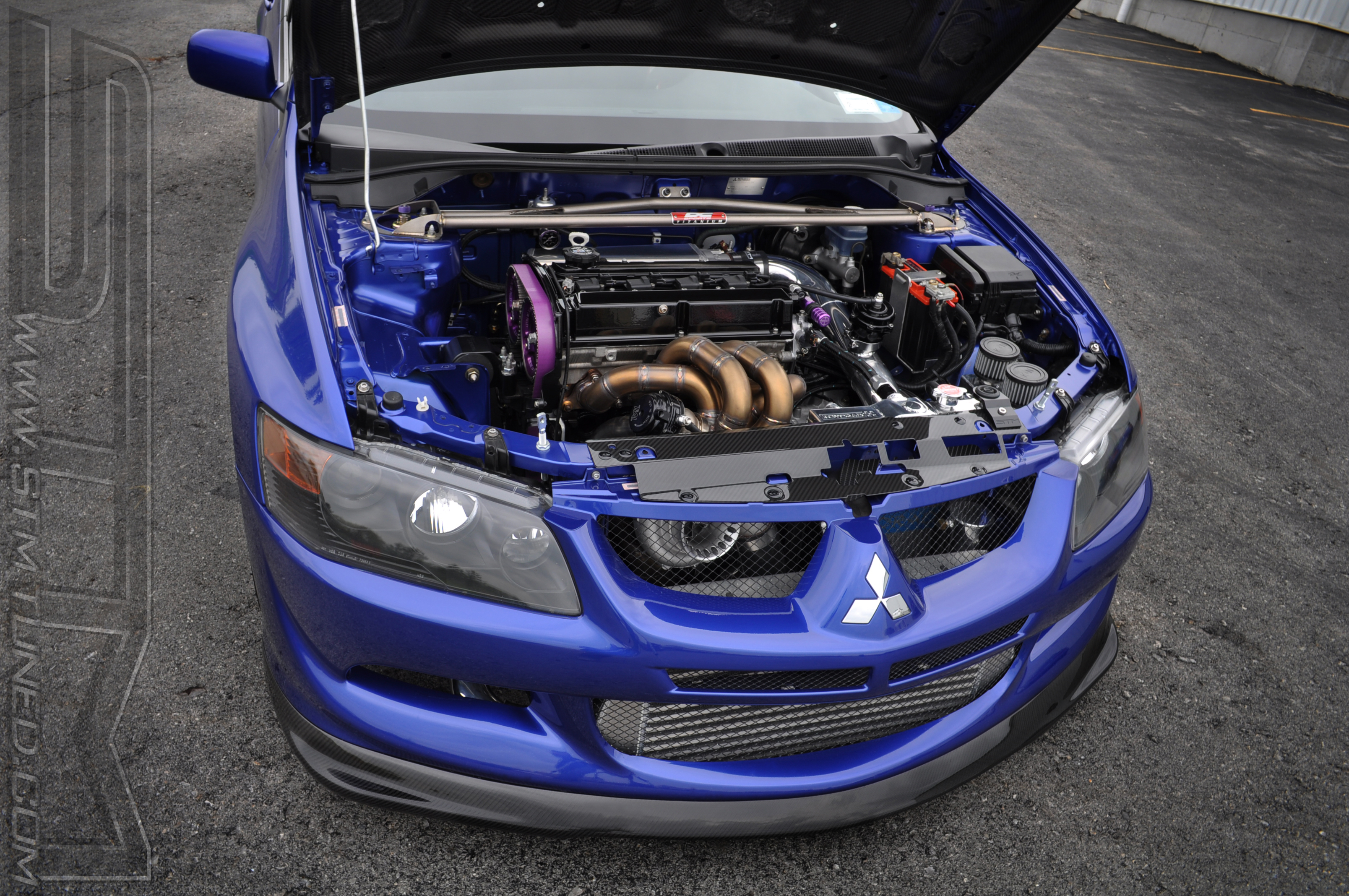 "Used Mustang Parts >> STM's Evo VIII ""Ricer"""